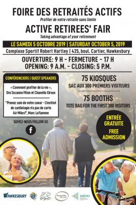 Active Retirees' Fair