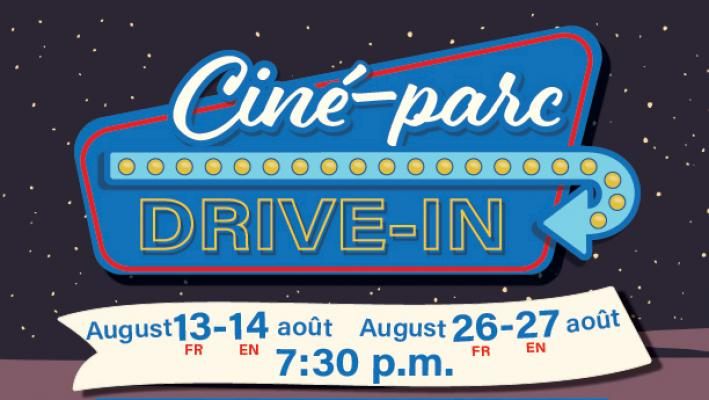 Drive-in in Hawkesbury